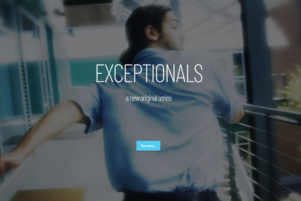 Exceptionals original series website